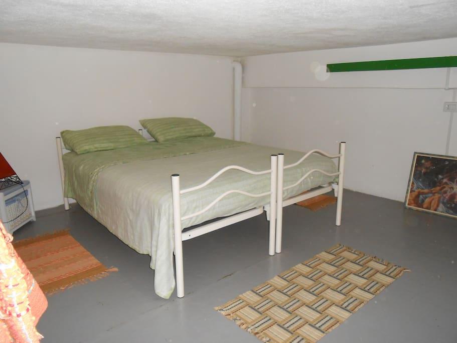 Soppalco (loft) con possibili letti aggiunti
