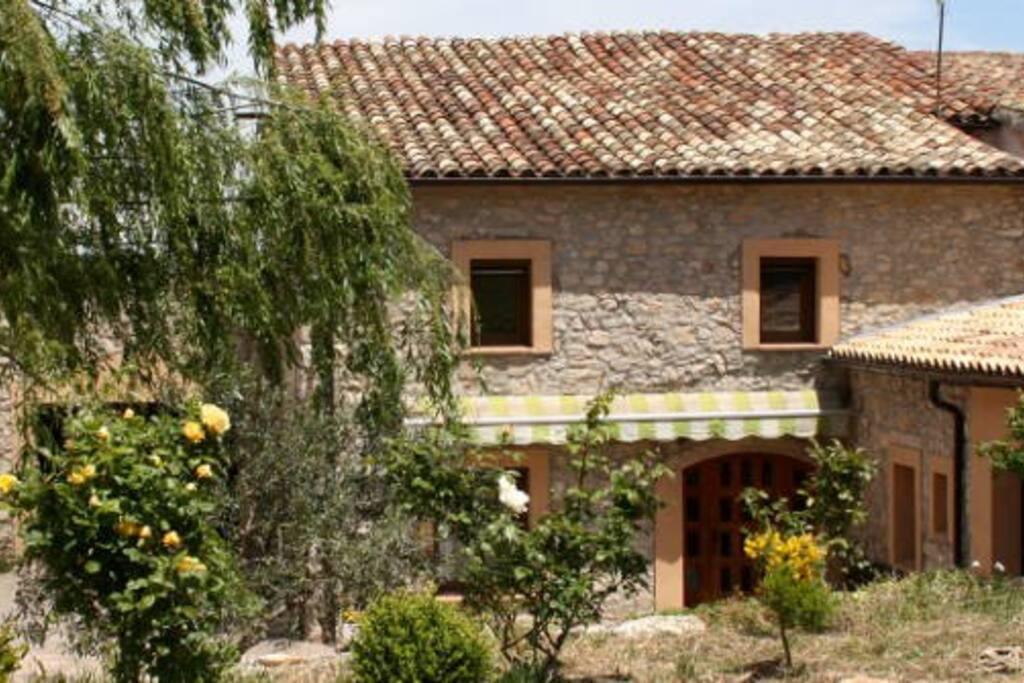Cal Riba (casa propietarios)