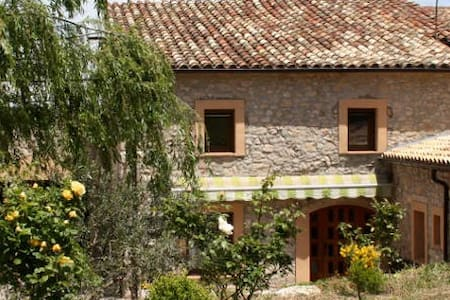 Cuitora cottage 5pax la Llacuna Barcelona - Torrebusqueta