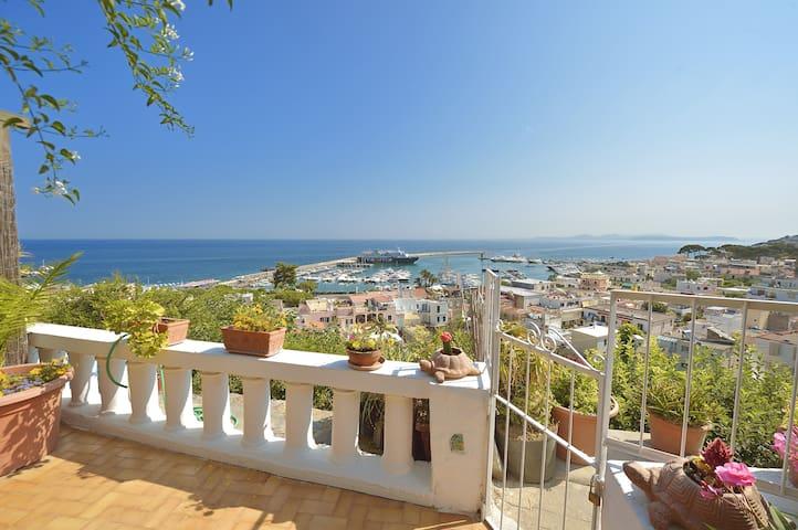Portion of panoramic villa - free WIFI