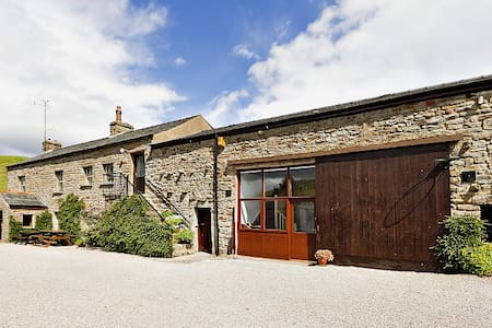 Remote cottage barn conversion, Cumbria - Hartley - House