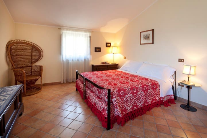 Suite with great view to Assisi - Assisi - Bed & Breakfast