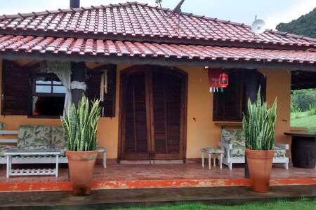 Casa de campo em Cunha-SP - Cunha