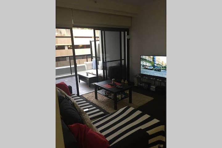 Brilliantly located 1 bed apartment - Bondi Junction