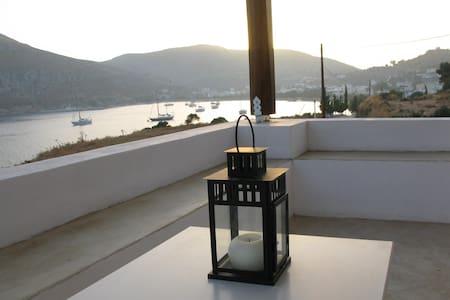 Stupendo appartment (bilo) sul mare - Xirokampos