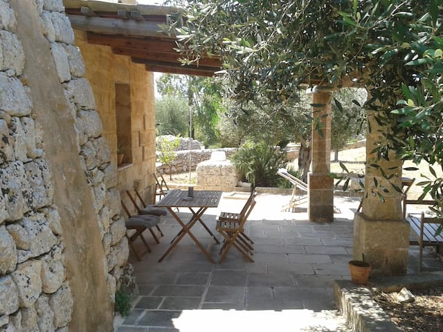 TRULLO NICOLA an ancient house ..