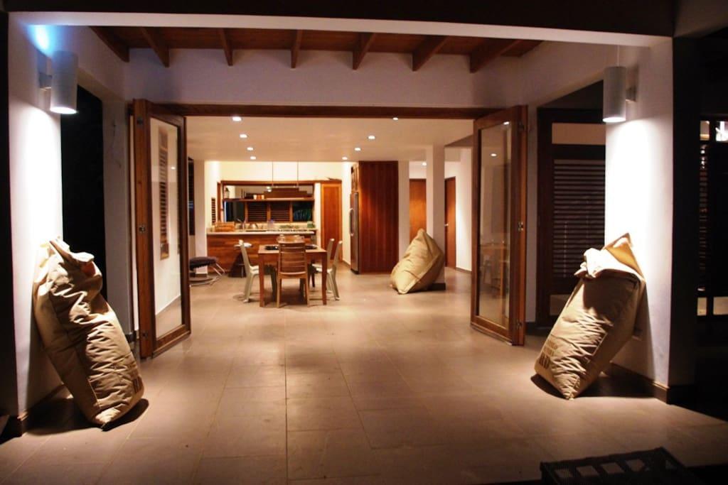 villa portillo kitespot maisons louer las terrenas samana r publique dominicaine. Black Bedroom Furniture Sets. Home Design Ideas