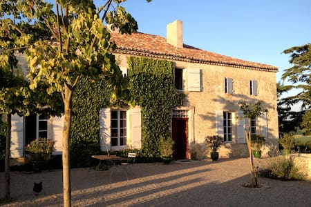 Gascony magic! Stunning views! - Espiens - Casa