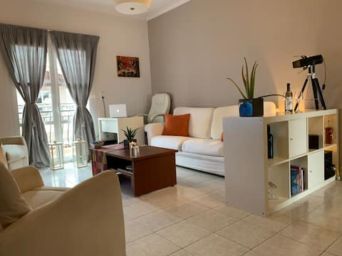 Ven Luxury Apartment (central Town with Sea View)