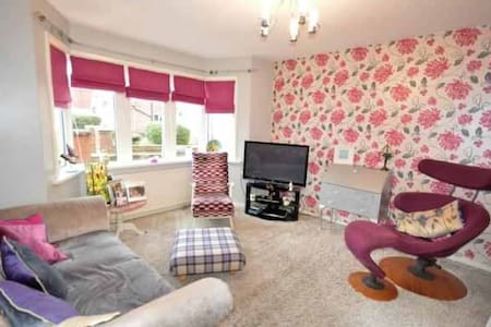 Spacious 4 bedroom Bispham Blackpool close to prom
