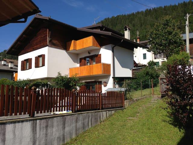 dolomites villa house sauna jacuzzi
