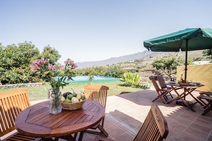 Casa El Salto en La Palma