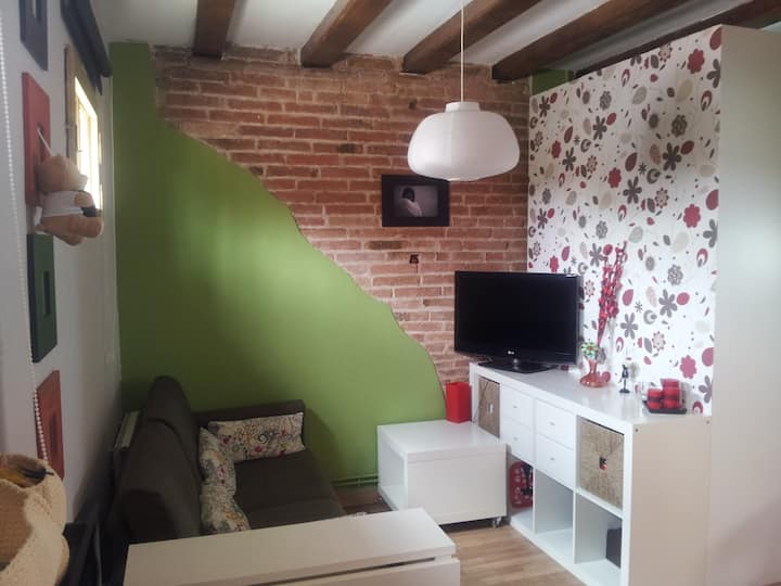 Loft in Barrio de Gracia - WIFI!!
