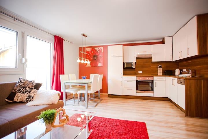 Apartment Vorstadt
