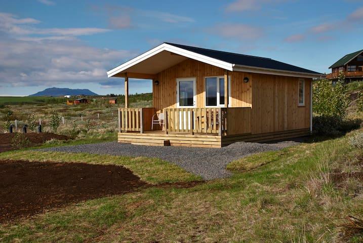 Goðatún cottage Golden circle