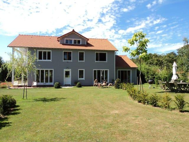 Maison spacieuse/mer-prix tt inclus - Varengeville-sur-Mer - Dom