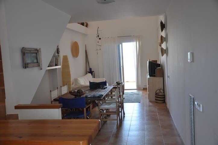PRECIOSO APARTAMENTO- FORMENTERA - Es Caló - Apartment