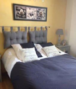 Belle chambre individuelle 2 pers - Olonne-sur-Mer - Casa