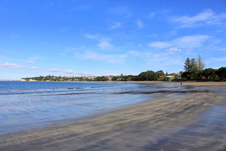 High Life Living on Takapuna Beach Strip