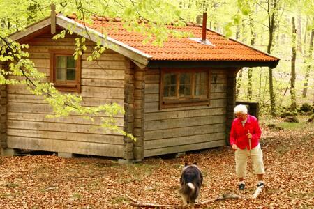 Utmarken cottage forest natural silence recreation - Kristianstad V