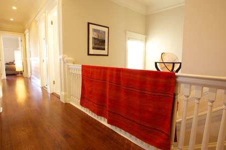 Amazing SoMa Victorian! Teal Room - San Francisco - House
