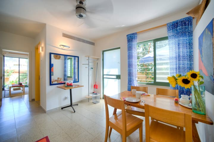 Eco Garden Apartment + Private Pool