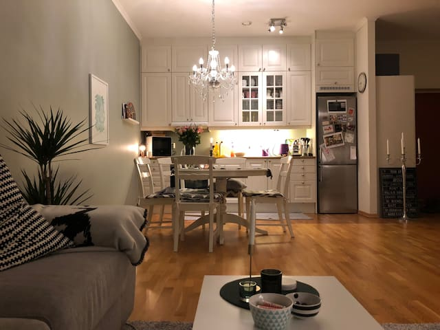 Nice apartment in Fredrikstad