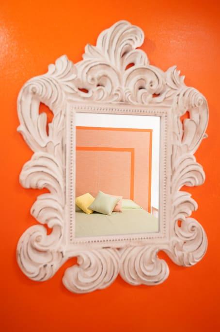 Antico Granaione B&B Arancio Room