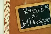 Welcome to Jet Flamingo
