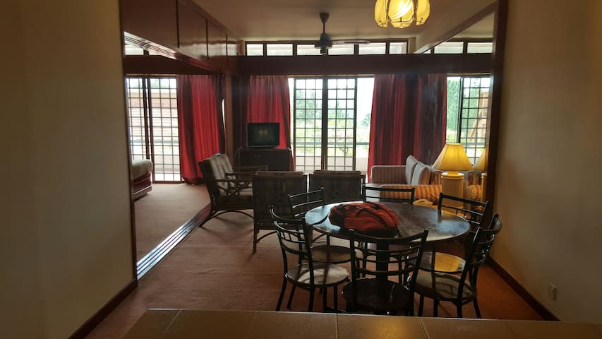 Cozy 2BD apartment at Genting Awana - Genting - Appartamento