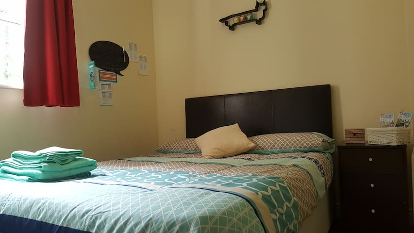 Comfi double room next to Guinness! - Dublino - Bed & Breakfast
