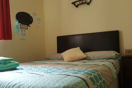 Comfi double room next to Guinness! - Dublín - Bed & Breakfast