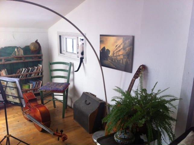 cello corner