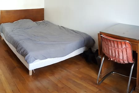 Bright room within 3 bed flat - Paris
