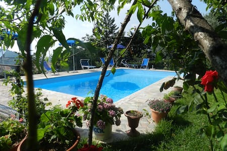 Bed&Breakfast swimming La Mortella - Albanella - Penzion (B&B)