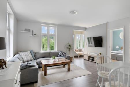 Modern apartment 25min fra Bergen City