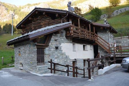 Close to the ski slope 5px - Valtournenche - Wohnung