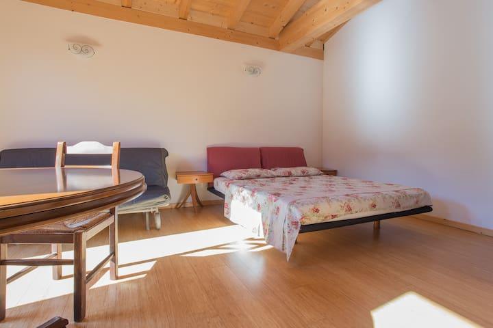 Suite in panoramica casa collinare