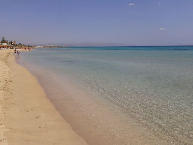 NICE APARTMENT IN MARZAMEMI-SICILY