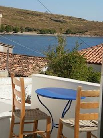 Vovos Rental Rooms next to the beach - Lesbos Prefecture - Leilighet