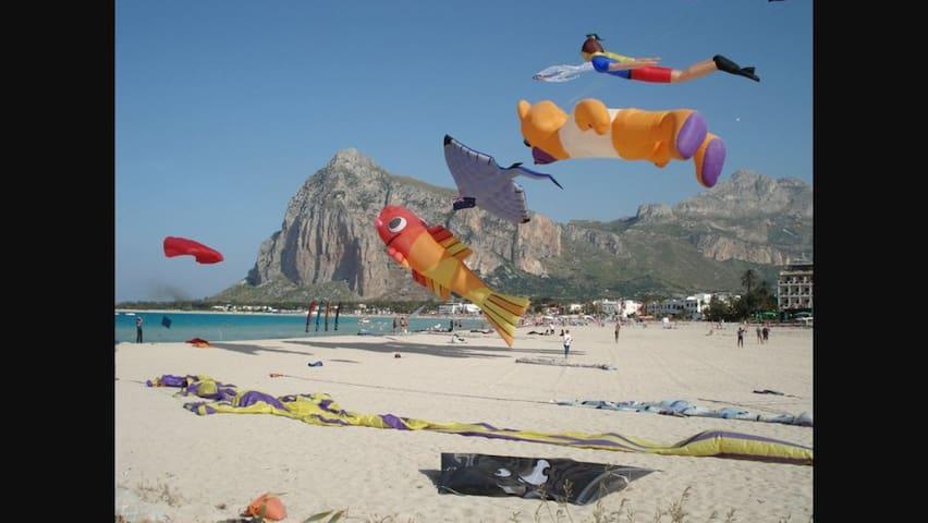 San Vito lo Capo, vacanza a 150 metri dal mare - San Vito lo capo - บ้าน