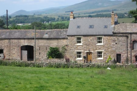 Musgrave House Farm - east Cumbria - Kirkby Stephen - Szoba reggelivel