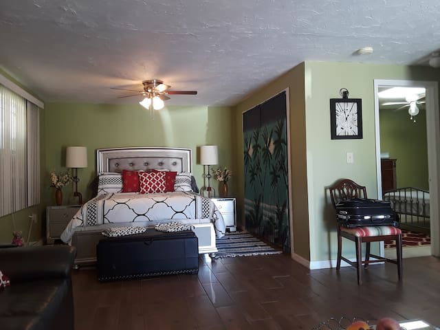 Private Studio apt. in downtown Tarpon Springs!