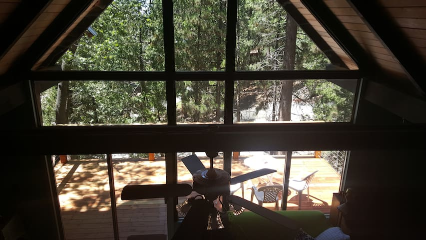 Cabin on a Hill - Quite Serenity - Idyllwild-Pine Cove - Rumah
