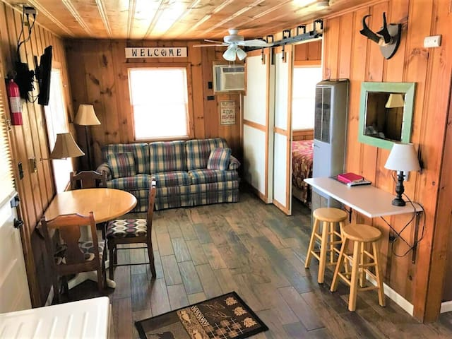 Cabin 1 - GREAT view w/ access to Bull Shoals Lake