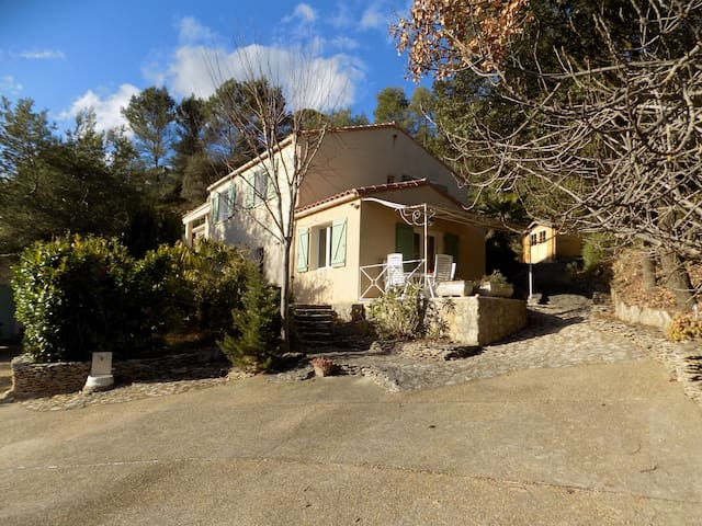 Cottage in South France near to CARCASSONNE castle - Aragon - Pondok alam