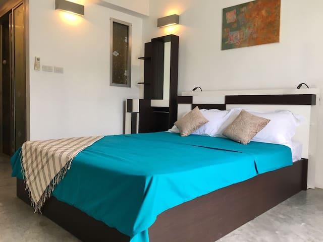 NEW cozy 1BR STUDIO, FULL OPTIONS - Samui - Apartment