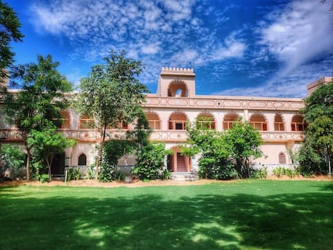 The Bhawani Kothi