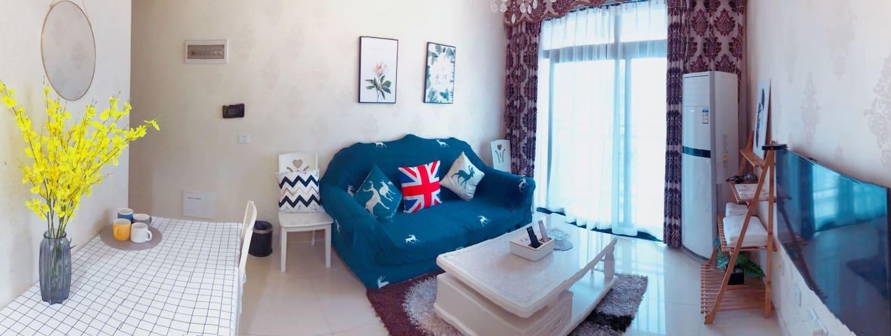 【摩登城市】重庆二室一厅江北观音桥近解放碑洪崖洞