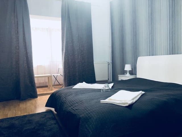 DISCOUNT! 3CozyRooms located in heart of Bucharest